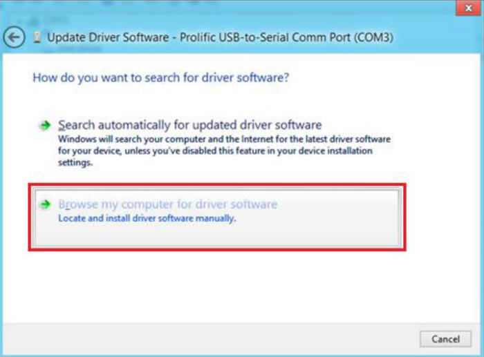 Windows gps driver - Prolific usb to serial comm port driver windows 8 ...