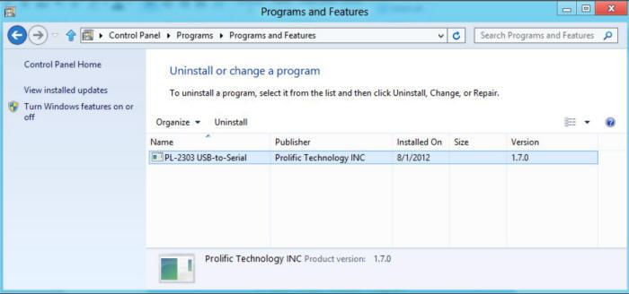 Pl2303 Windows 8 Driver